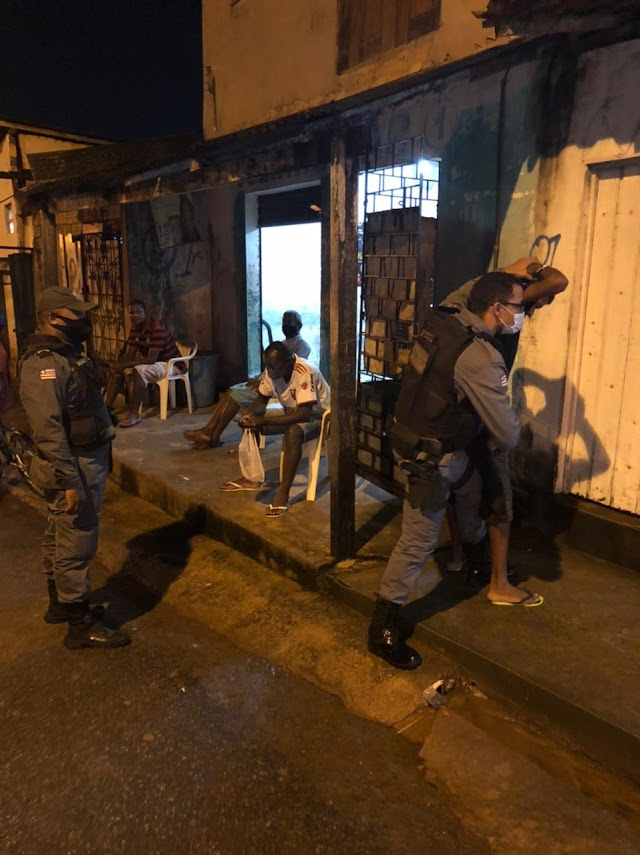 1ª CIA Independente da Vila Luizão  aumenta em 1.500% apreensão de arma no primeiro semestre