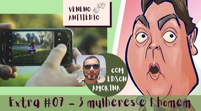 Episódio Extra 07 - Veneno Antitédio - Caricatura  Felipe Vitti