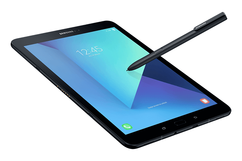 The new Galaxy Tab S3!