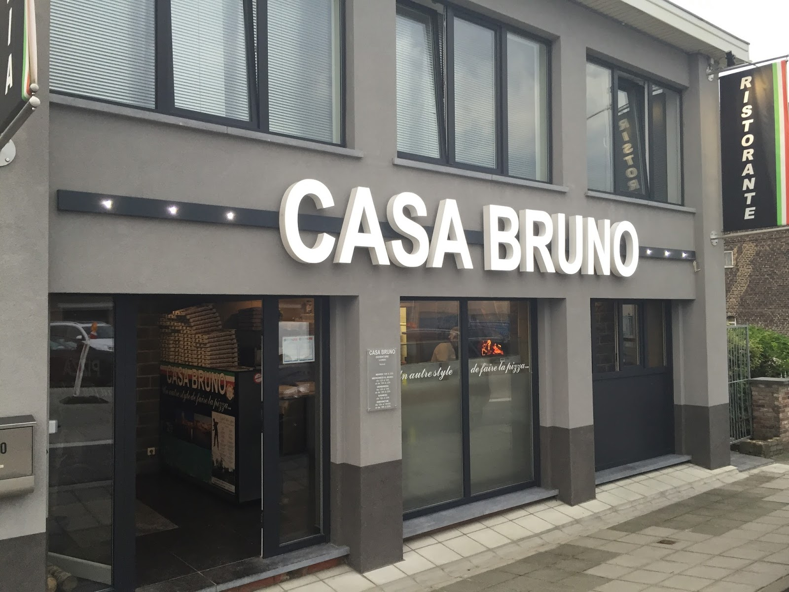 Casa Bruno Le Journal D Une Gastronome By Fanny Casa Bruno Juin 2016