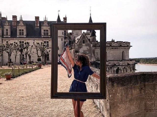 Lâu đài Amboise - nơi gắn liền với cuộc đời danh họa Leonardo da Vinci