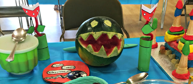 Chain Chomp Watermelon