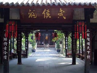 Tìm hiểu bí ẩn ẩn lăng mộ Khổng Minh