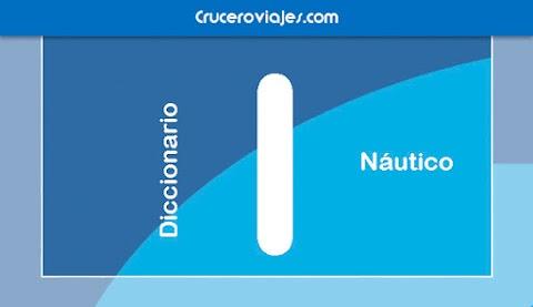 DICCIONARIO NÁUTICO - I