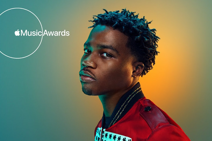 Roddy Ricch Performs At Apple Music Awards