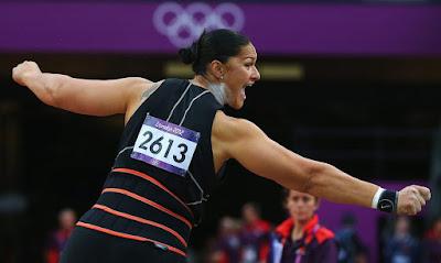 Valerie Adams Mengejar Record Ketiga di Olympic Rio 2016