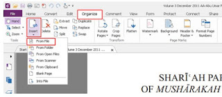 Cara Menggabungkan 2 File PDF