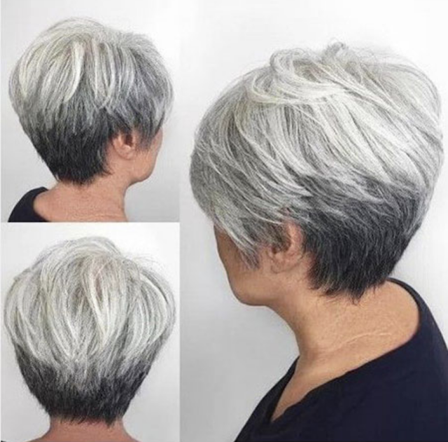 permed hairstyles for the older woman 2019