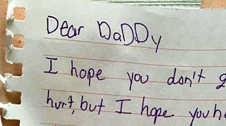 fathers day message from daughter img