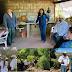 Ruth Acuña Visitó Casa por Casa el Poblado de Nuri en Rosario Tesopaco