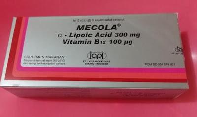 Harga Mecola Terbaru 2017 Obat Kerusakan Sel
