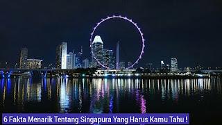 Fakta Tentang Singapura