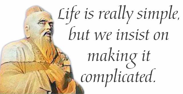 Best Confucius quotes on life