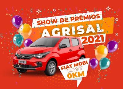 Cadastrar Promoção Agrisal Postos 2021 Carro 0KM Show de Prêmios Sorteio