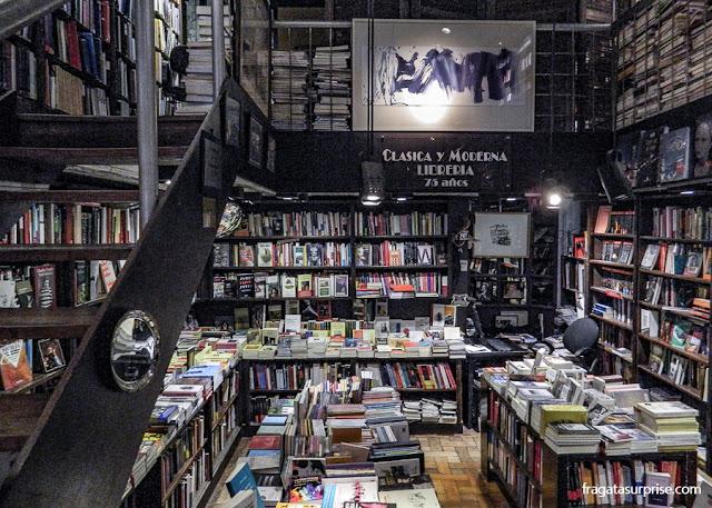 Livraria Clásica y Moderna, Buenos Aires