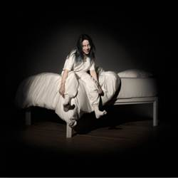 CD WE ALL FALL ASLEEP, WHERE DO WE GO? - Billie Eilish 2019