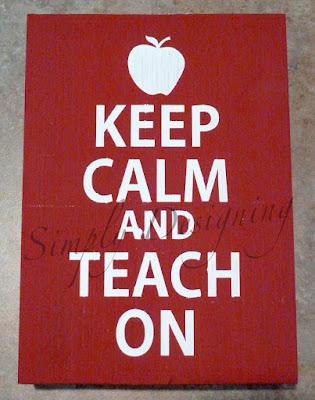KeepCalm04 Teacher Appreciation: Keep Calm 24