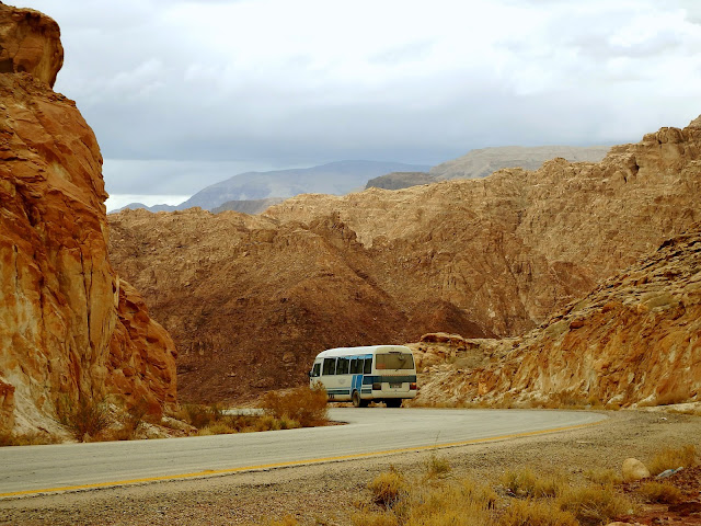 jordania autobus petra