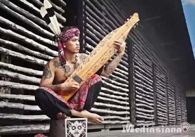 Alat Musik Tradisonal Kalimantan Timur
