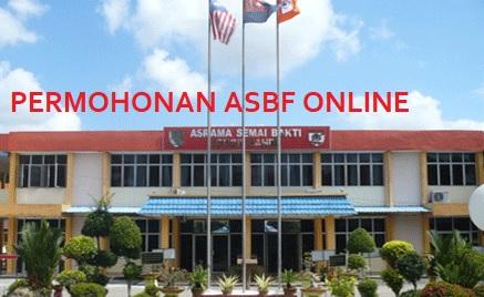 Permohonan ASBF 2018 Online