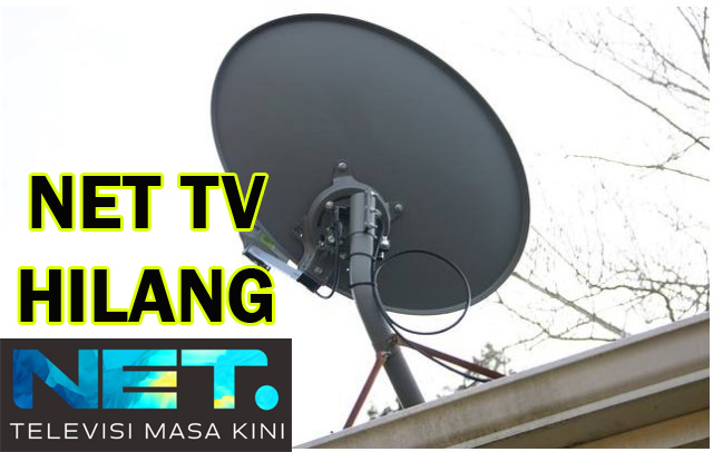 Net Tv Hilang Di Parabola K Vision Palapa D Pindah Ke Telkom 4