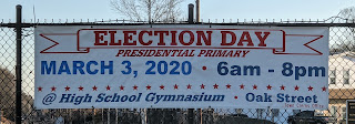 """""""4 updates on Super Tuesday by Massachusetts Secretary of State William Galvin"""""""