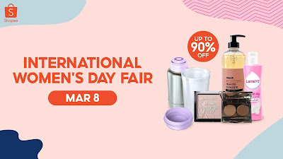Shopee Womens Day Fair