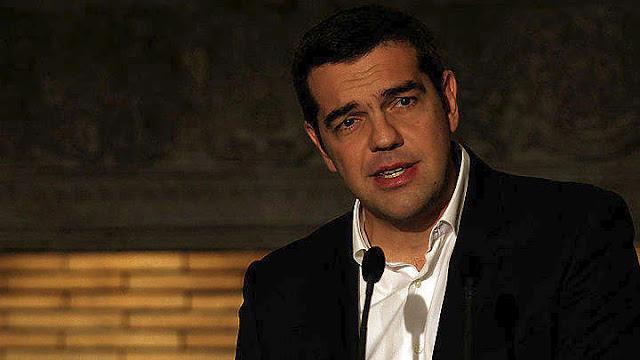 Τι συζήτησαν Τσίπρας και πολιτικοί αρχηγοί για το Σκοπιανό (βίντεο)