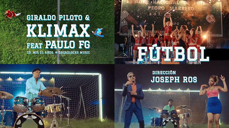 Giraldo Piloto & Klimax y Paulo FG - ¨Nuestro amor es un partido de Fútbol¨ - Videoclip - Dirección: Joseph Ros. Portal del Vídeo Clip Cubano