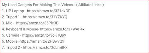 YouTube Video Me Description Kaise Likhe?