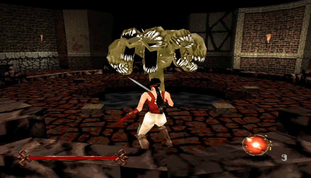 تحميل لعبة Nightmare Creatures من ميديا فاير