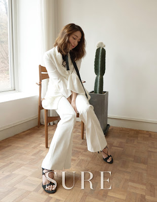 Lee Min Jung Sure March 2016