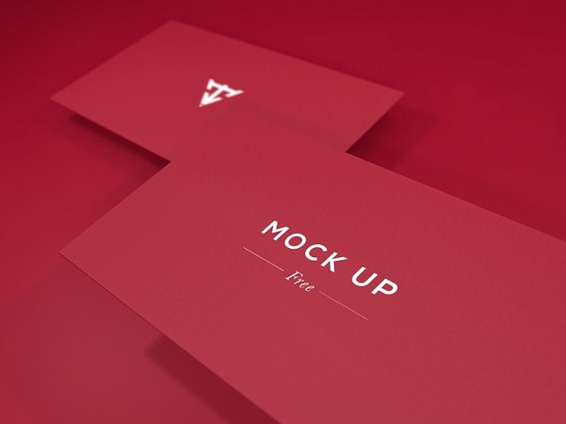 Fresh Greeting Card Mockup