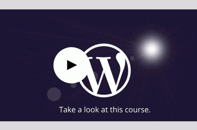 WordPress for Beginners – Master WordPress Quickly - wordpress course udemy