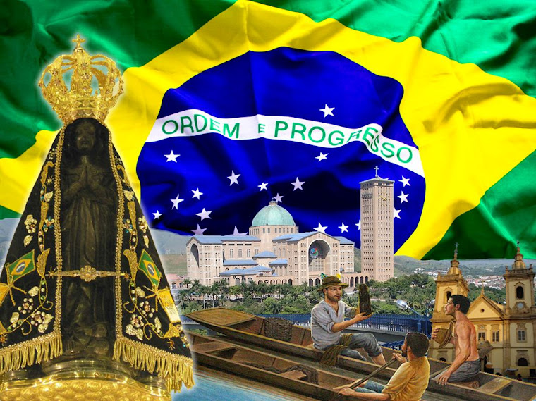 Imagem Original De Nossa Senhora Aparecida: VIRGEM MÃE APARECIDA: Imagem Original De Nossa Senhora