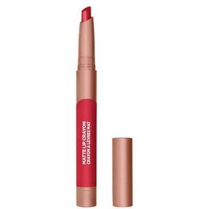 Son Lì Loreal Matte Lip Crayon 505 Little Chili Mỹ Phẩm Xách Tay Mỹ