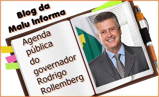 Agenda pública do governador