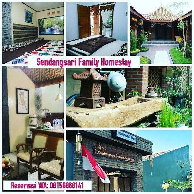 Homestay atau Guest house dekat malioboro