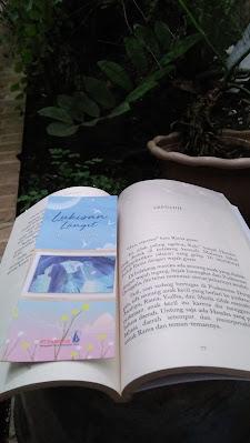 Novel Lukisan Langit
