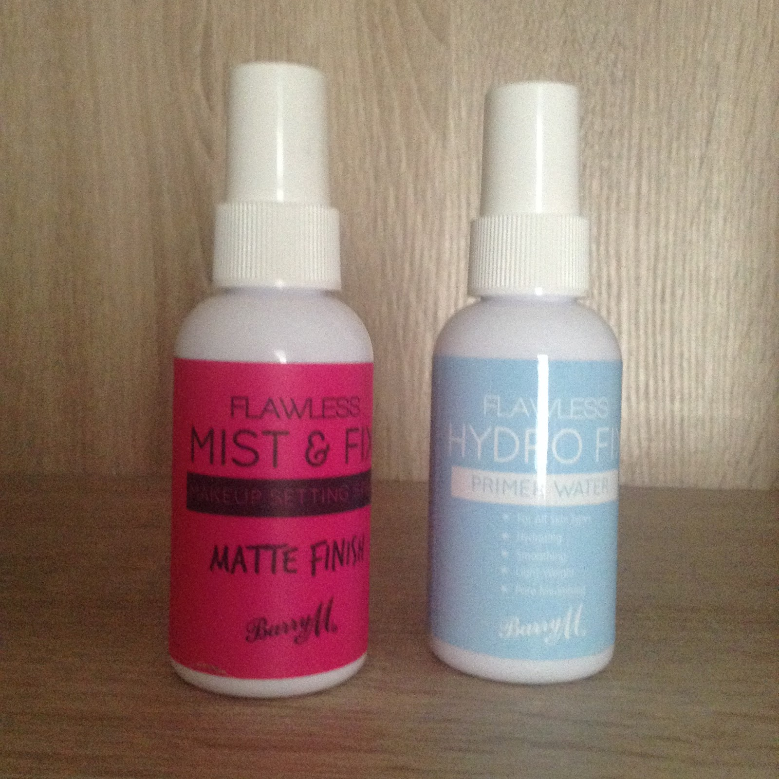 Matte Makeup Setting Spray by Barry M #17