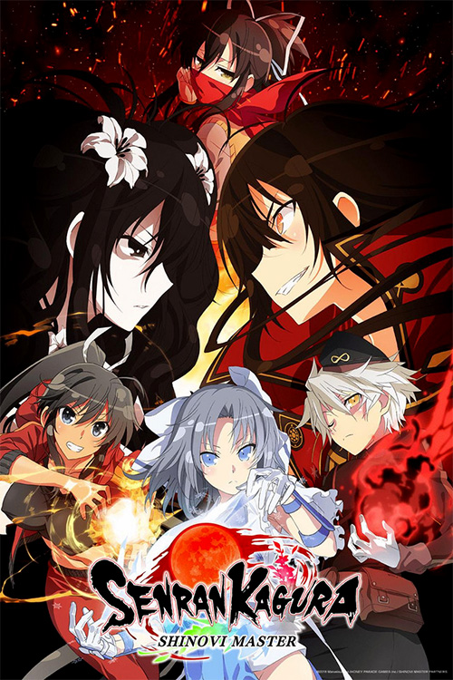 Senran Kagura: Shinovi Master - Tokyo Youma Hen Episodios Completos Descarga Sub Español