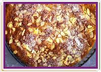 Koláč mandlový - Recepty a vaření