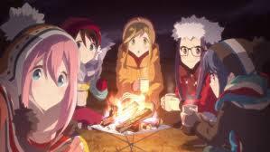 Yuru Camp  Laid Back Camp