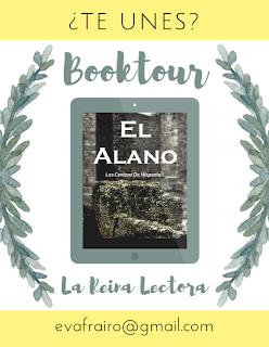 Booktour El Alano