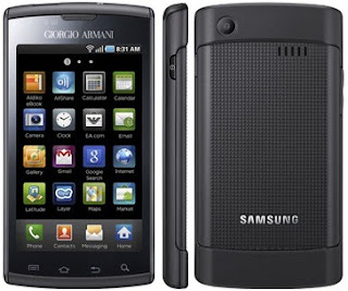Flash Samsung Galaxy S Giorgio Armani I9010 Via Odin - Mengatasi Bootloop