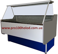 Витрины холодильные Standart maxi - pro100holod.com.ua