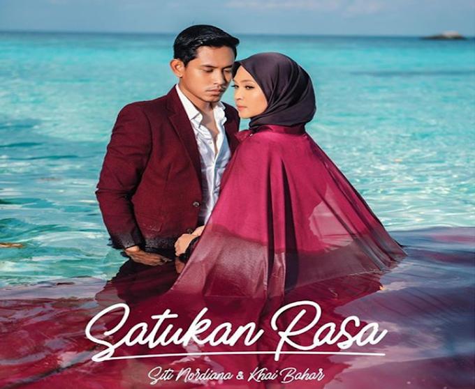 Lirik Lagu Satukan Rasa Nyanyian Khai Bahar dan Siti Nordiana