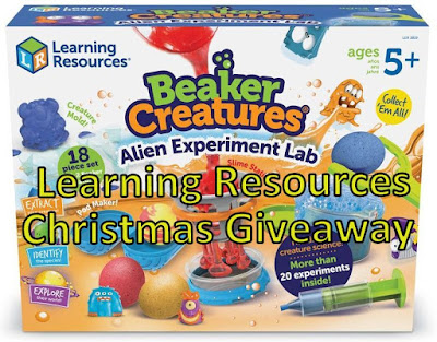Beaker Creatures Alien Experiment Lab (age 5+) Pack shot