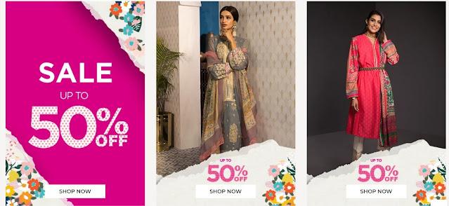 Online Sale for Women, Kids, Khaadi Official