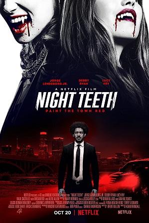 Night Teeth (2021) 300MB Full Hindi Dual Audio Movie Download 480p Web-DL
